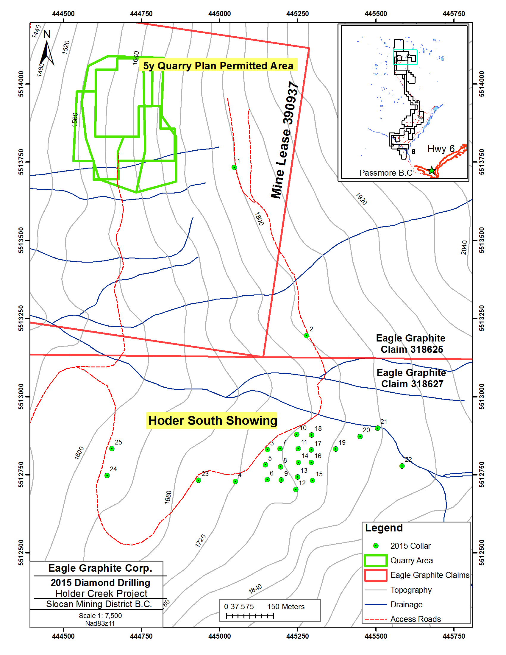 Hoder Creek drilling 2015 location map vWeb1