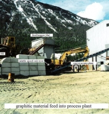 Plant feed system