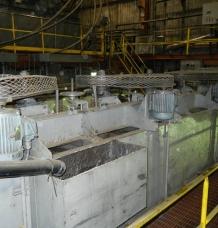 Inside plant – flotation cells 2